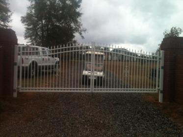 Ultra Aluminum Estate Gates
